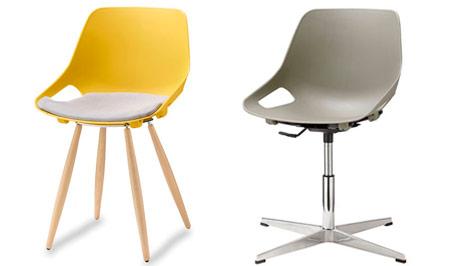 Cadeiras Plásticas para Escritório