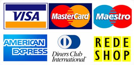 na Dmilar Móveis para Escritório aceitamos cartões de crédito